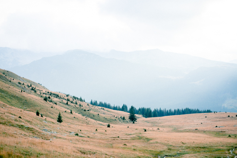 Mountain top shoot by andreea alexandroni