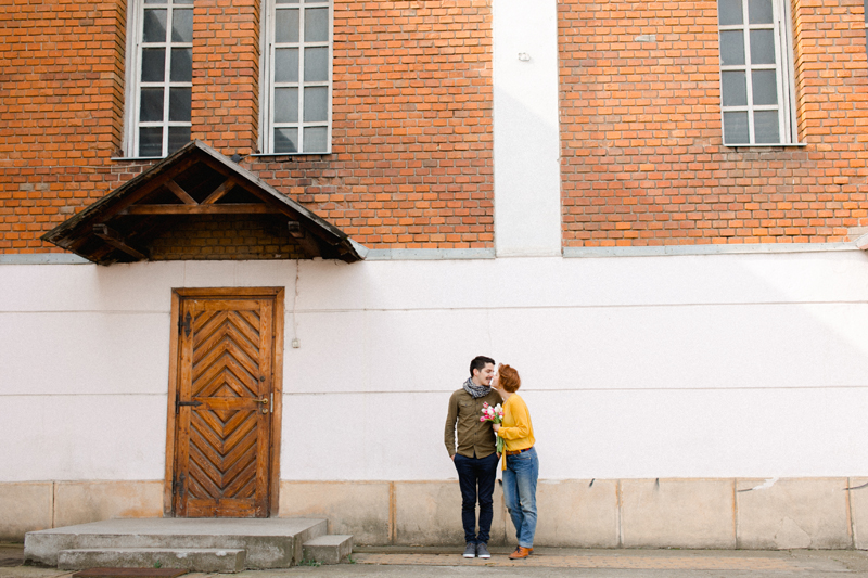 Engaged Session in Timisoara | by Andreea Alexandroni
