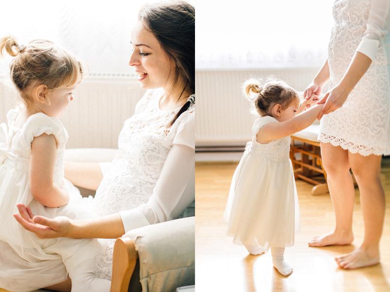 A portrait of Motherhood   by Andreea Alexandroni