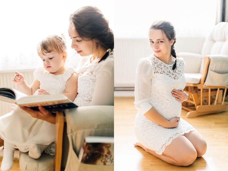 A portrait of Motherhood | by Andreea Alexandroni