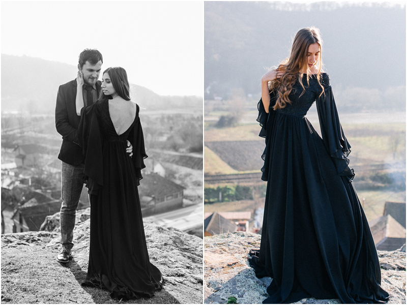 Elias & Rebeca - A classy escape from the city| by Andreea Alexandroni Photographer