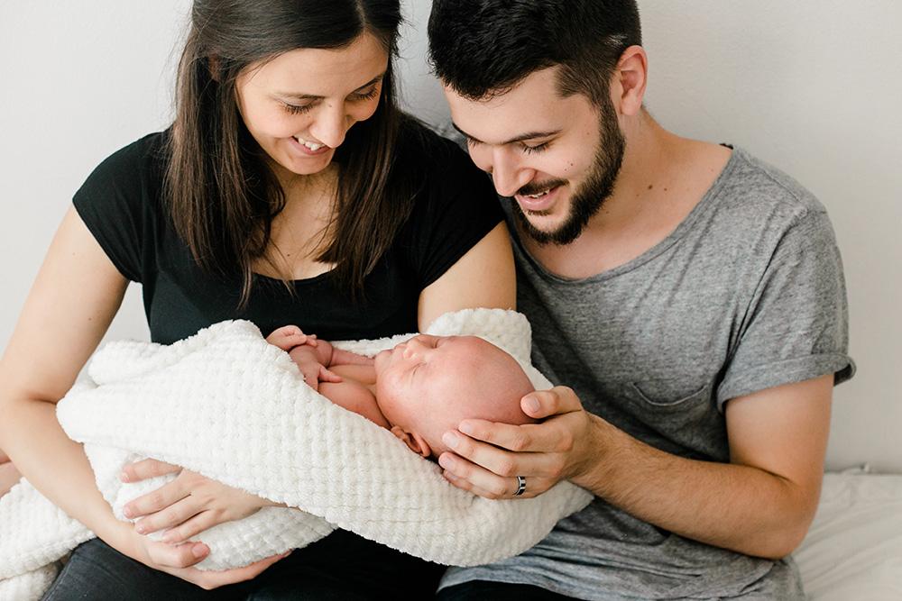 Newborn Session by Andreea Alexandroni
